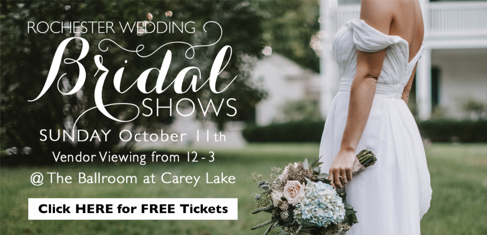Free Rochester Wedding Bridal Show Tickets