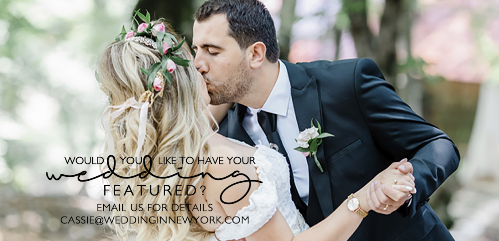 Would You Like To Have Your Wedding Featured In The Magazine?