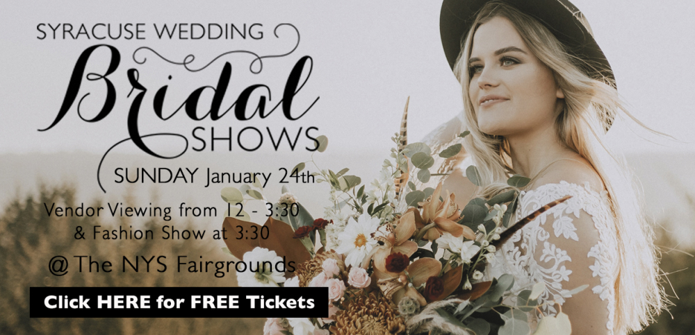 Free Syracuse Wedding Bridal Show Tickets