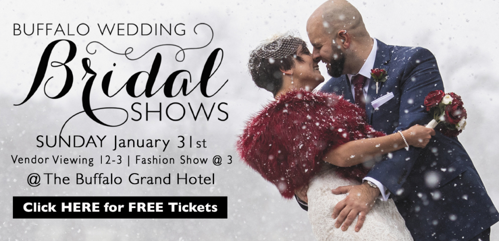 Free Buffalo Wedding Bridal Show Tickets
