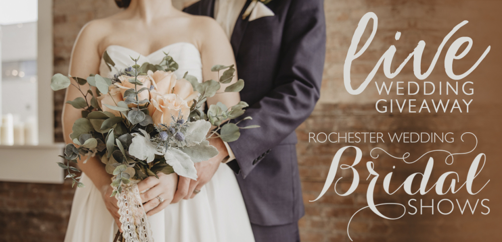 Live Rochester Wedding Giveaway