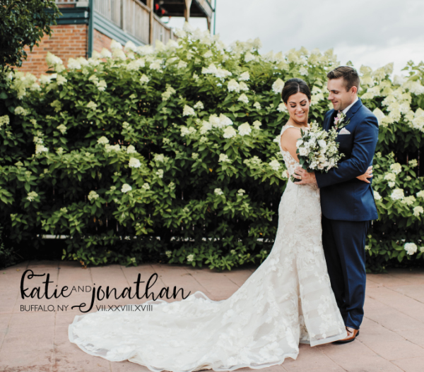 Katie & Jonathan in Syracuse, New York