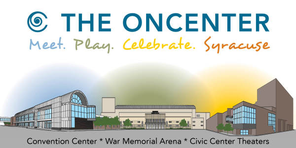 the oncenter in syracuse  new york