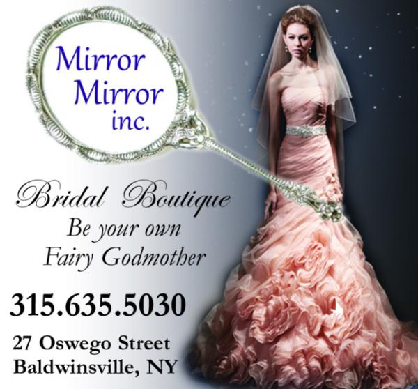 Mirror Mirror Inc Bridal Boutique In Syracuse New York